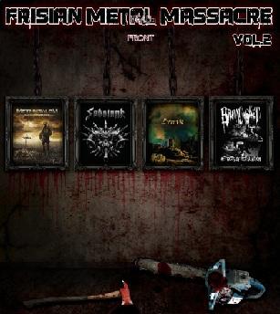 Methusalem / Braincasket / Sadotank / Lyonite - Frisian Metal Massacre vol. 2