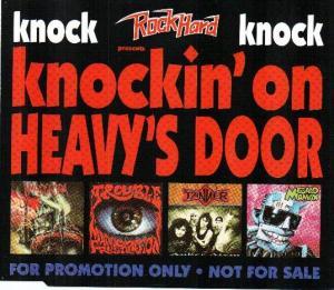 Trouble / Massacra / Tanner - Knockin' on Heavy's Door