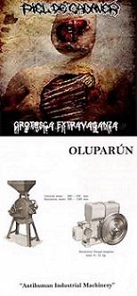 Piel de Cadaver - Grotesca Extravaganza / Antihuman Industrial Machinery