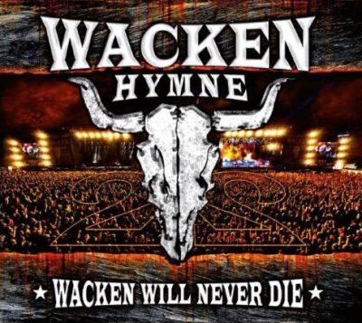U.D.O. / Grave Digger / Doro / Onkel Tom Angelripper - Wacken Hymne - Wacken Will Never Die