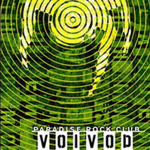 Voivod - Live at the Paradise