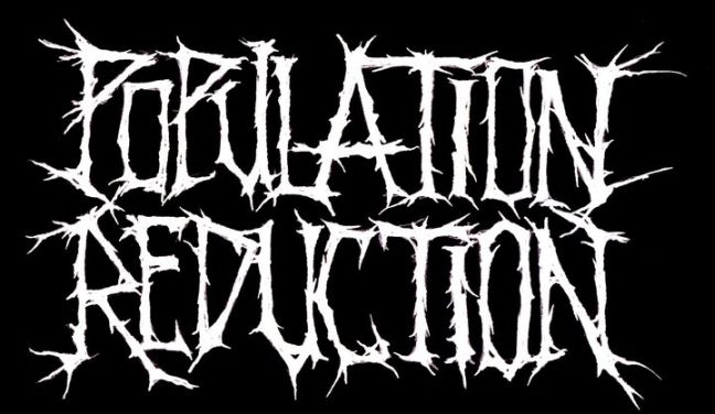 Population Reduction - Logo