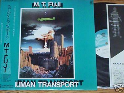 M.T. Fuji - Human Transport