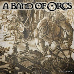 A Band of Orcs - In the Keeper's Chamber