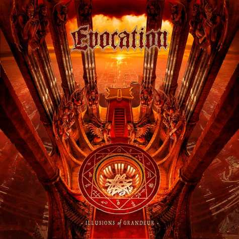 Evocation - Illusions of Grandeur (2012)