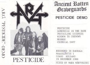 A.R.G. - Pesticide