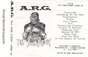 A.R.G. - Rip Your Flesh