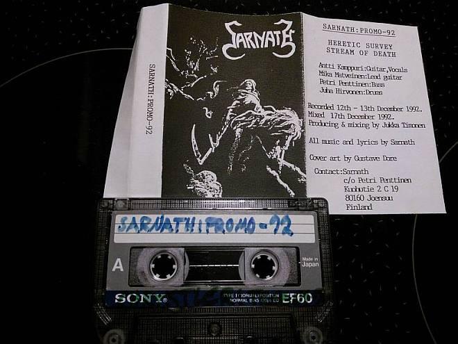Sarnath - Promo 1992
