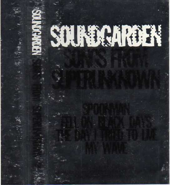 Soundgarden - Songs from Superunknown