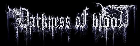 Darkness of Blood - Logo