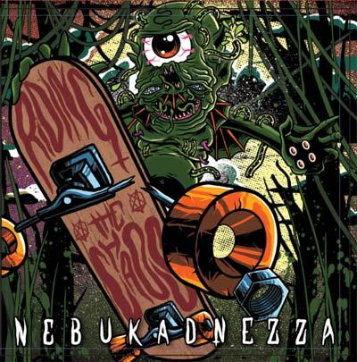 Nebukadnezza - Riding the Chaos