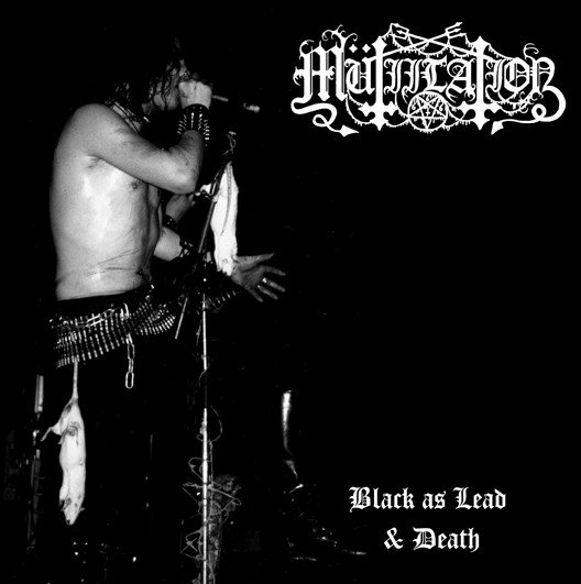 Mütiilation - Black as Lead & Death