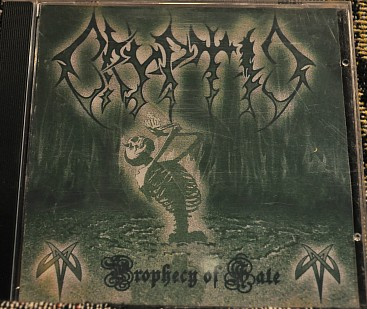 Cryptic - Prophecy of Hate