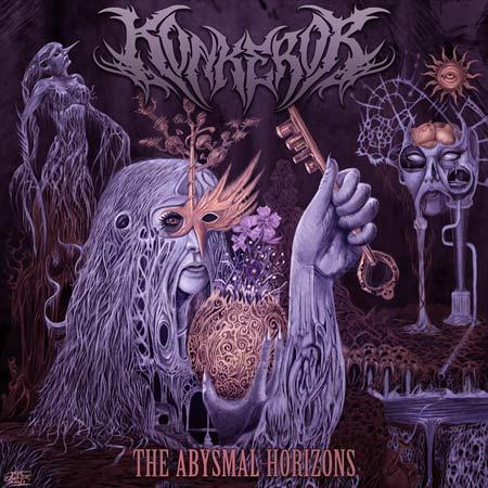 Konkeror - The Abysmal Horizons