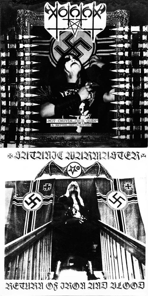 Satanic Warmaster / Vothana - Return of Iron and Blood / Một chuyện...chưa quên (A Matter...Unforgotten)