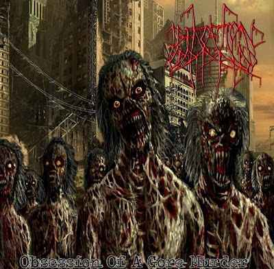 Defecation of Putrid Blood - Obsession of a Gore Murder