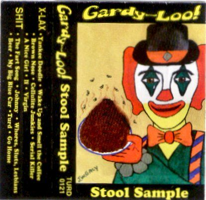 Gardy-Loo! - Stool Sample