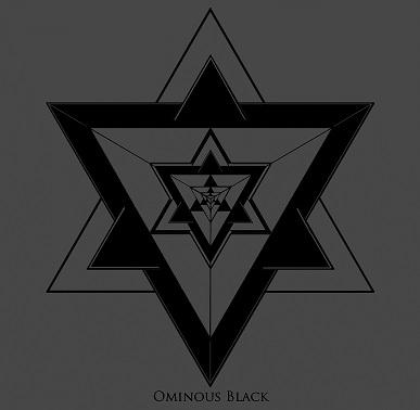 """Ominous Black - Ominous Black 10"""""""