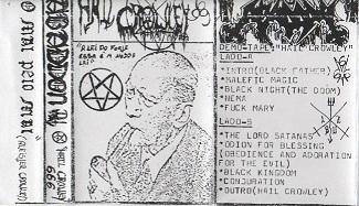 Abaddon - Hail Crowley