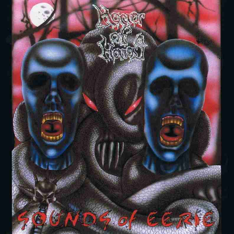 Horror of Horrors - Sounds of Eerie