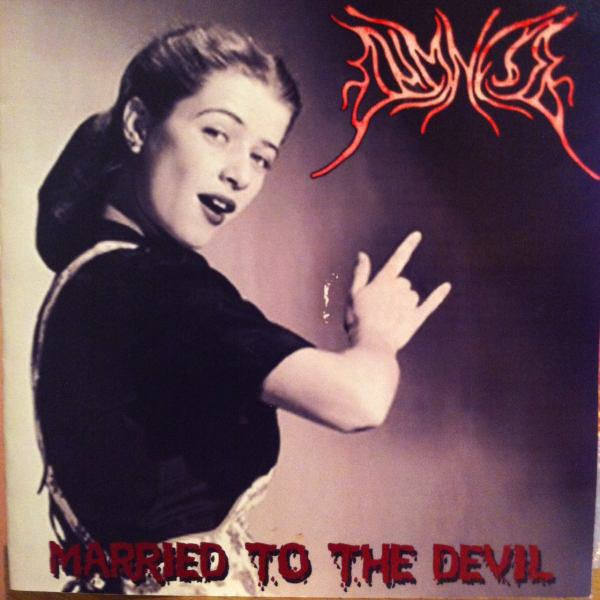 Dimness - Married to the Devil