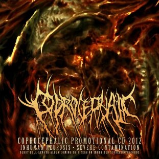 Coprocephalic - Promotional CD 2012