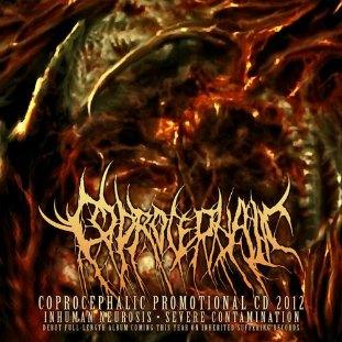 Coprocephalic - Promotional CD 2012