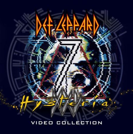 Def Leppard - Hysteria Video Collection