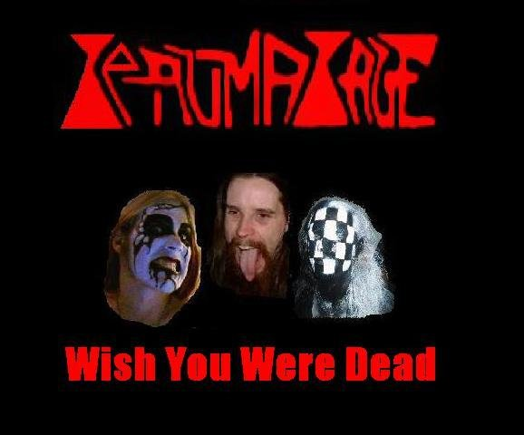 Traumatage - Wish You Were Dead