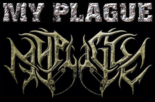 My Plague - Logo
