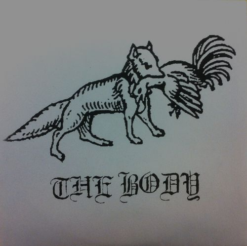 The Body - The Cold, Suffocating Dark Goes on Forever and We Are Alone