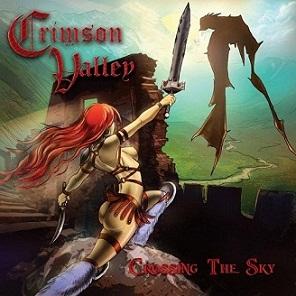 Crimson Valley - Crossing the Sky