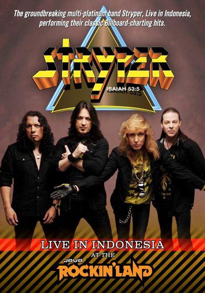 Stryper - Live in Indonesia at Java Rockin' Land