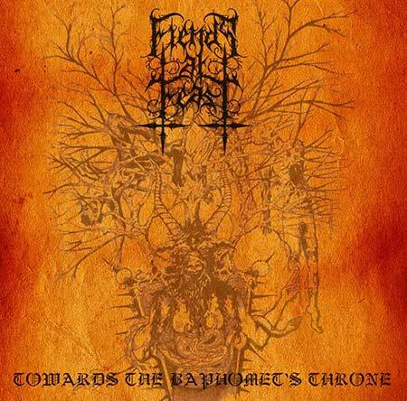 Fiends at Feast - Towards the Baphomet's Throne