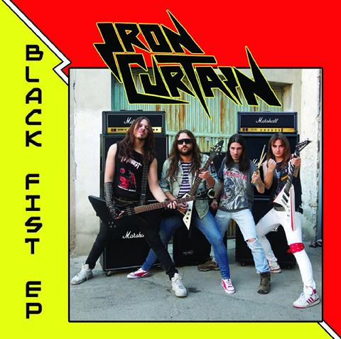 Iron Curtain - Black Fist