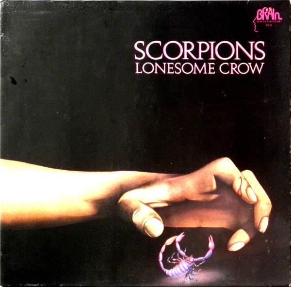 Scorpions — Lonesome Crow (1972)