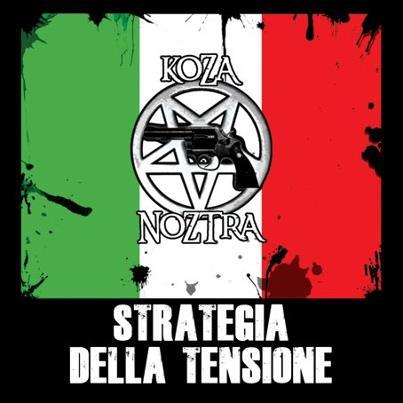 Koza Noztra - Strategia della tensione