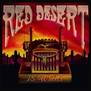 Red Desert - 18 Wheels