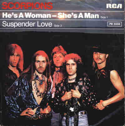 Scorpions - He's a Woman - She's a Man