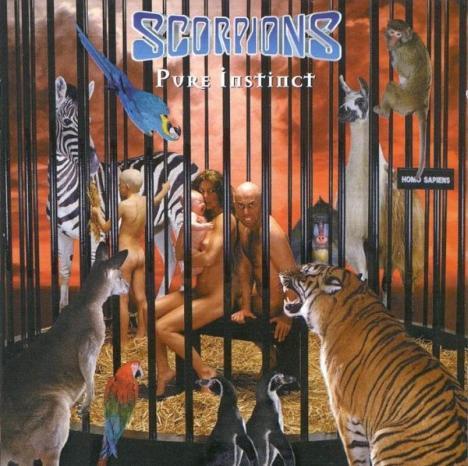 scorpions pure instinct reviews encyclopaedia