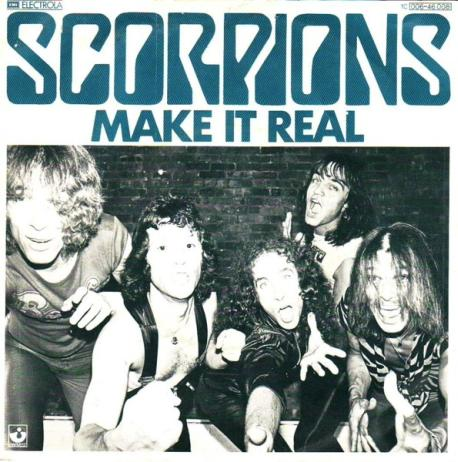 Scorpions - Make It Real