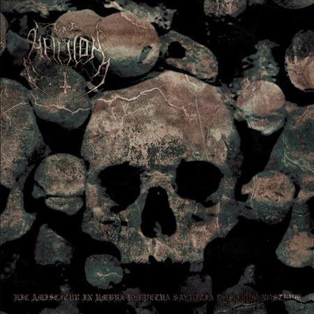 Hell Icon - Hic Amiscitur in Umbra Perpetua Saevitia Dominum Nostrum
