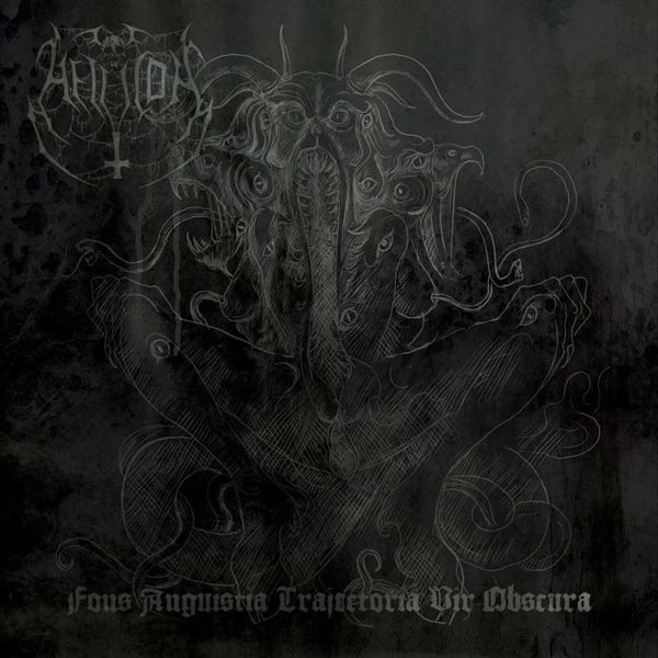 Hell Icon - Fons Anguistia Trajectoria Vir Obscura