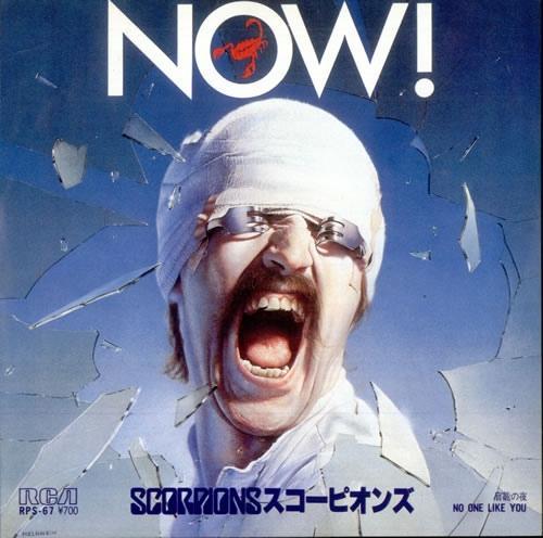 Scorpions - Now!