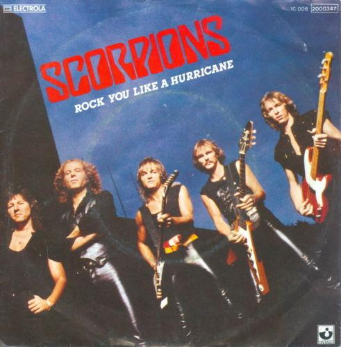 Scorpions - Rock You like a Hurricane