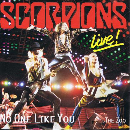 Scorpions - No One like You (Live!)