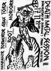 Törr - Witchhammer / Gang Live Tour