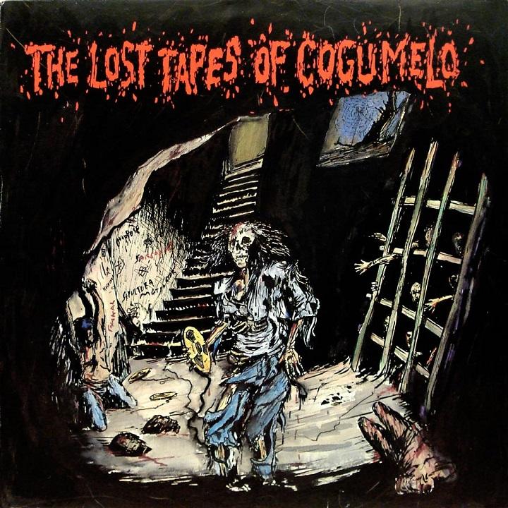 Sepultura / Overdose / Mutilator / Sarcófago / Chakal / Holocausto - The Lost Tapes of Cogumelo