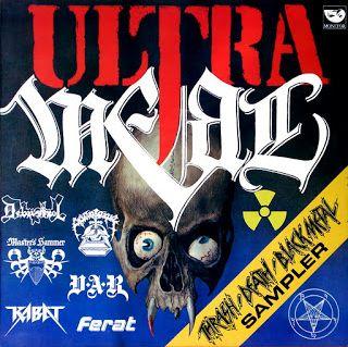 Master's Hammer / V.A.R. / Debustrol / Moriorr / Ferat / Kabát - Ultra Metal