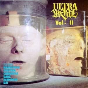 Krabathor / Asmodeus / Chirurgia / Tortura / DAI / Dark - Ultra Metal Vol. II